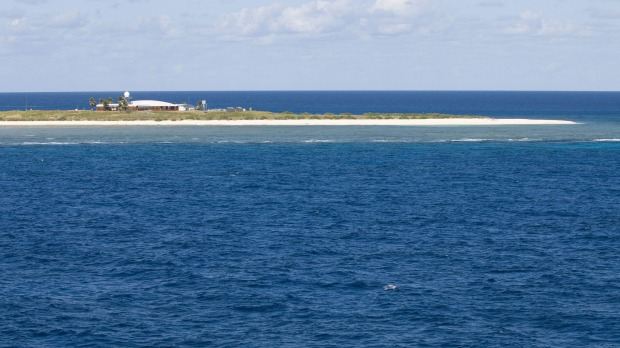 On the other side of the Great Barrier Reef from the Australian mainland, only one of the Coral Sea Islands – Willis ...