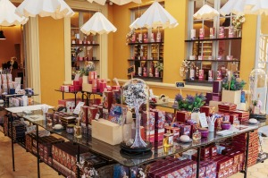 Olfactory factory: Parfumerie Fragonard is one of the largest in Grasse.