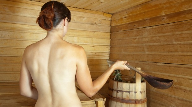 Russians have found a regular trip to the sauna, or banya, can help relieve stress.