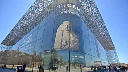 Museum of European and Mediterranean Civilisations, Marseilles.