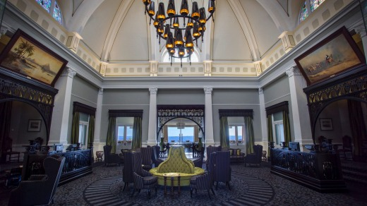 The Hydro Majestic Hotel is the talk of the town after its $30 million restoration.