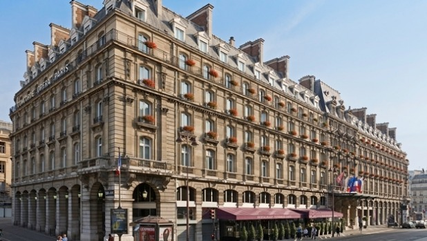 Hilton Paris Opera: A $US50 million restoration is under way ahead of its much anticipated re-launch as Hilton Paris ...