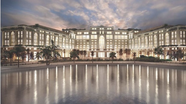 Palazzo Versace, Dubai: The 215-room property will include 169 luxury suites with one to six bedrooms and a residential ...