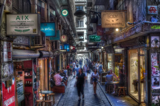 Image result for melbourne laneways
