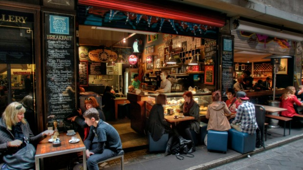 Six of the best melbourne laneways for American cuisine melbourne