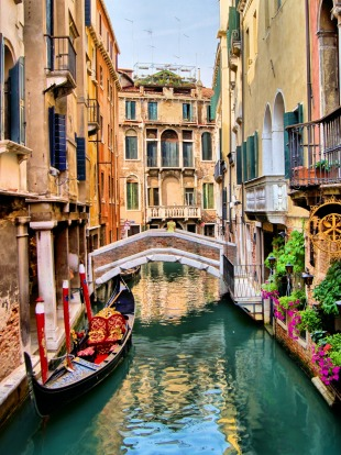 Venice: Do not eat at tourist hot spots. Look for where the locals are dining and you'll eat for less, and probably ...