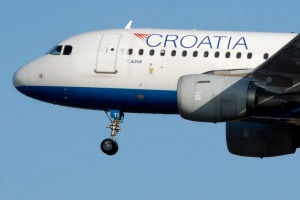 Croatia Airlines has four Airbus A319s in its fleet.