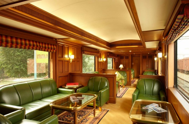 The 10 Best Luxury Train Journeys In The World