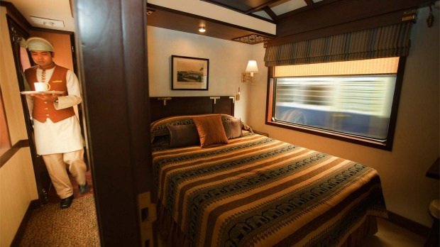 THE MOST EXPENSIVE TRAIN JOURNEY IN THE WORLD: The Maharajas' Express can cost $3385 per night, per passenger. A deluxe ...