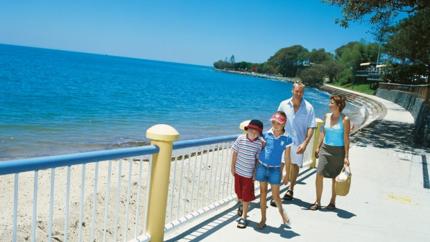 Redcliffe travel