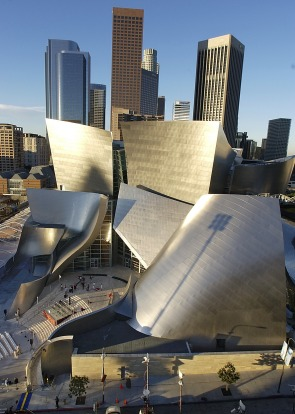WALT DISNEY CONCERT HALL, LOS ANGELES: Fans of architect Frank Gehry will recognise his style in this building's ...