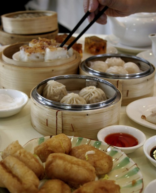 From dim sum to duck, noodles to nouvelle cuisine, there's always something good to eat in Hong Kong.