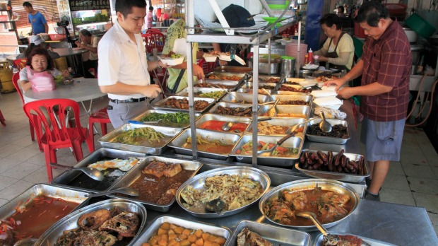 Georgetown, Malaysia: The largest town on the island of Penang is all about food, from the street stands selling assam ...
