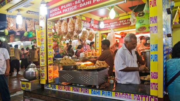 Mumbai, India: For a physical sign of Mumbaikars' obsession with good food, look no further than the hundreds of ...