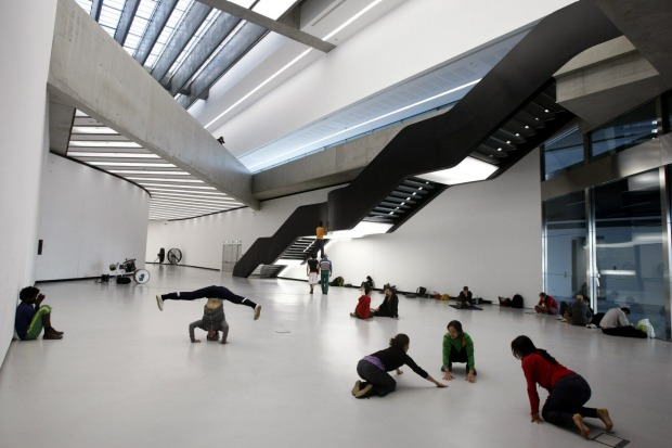 MAXXI, ROME: This national museum for contemporary art and architecture was designed by famed British-Iraqi architect ...