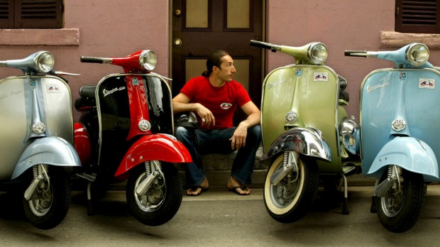 Scooter road trip italy why the best way to travel around for Vespa com italia
