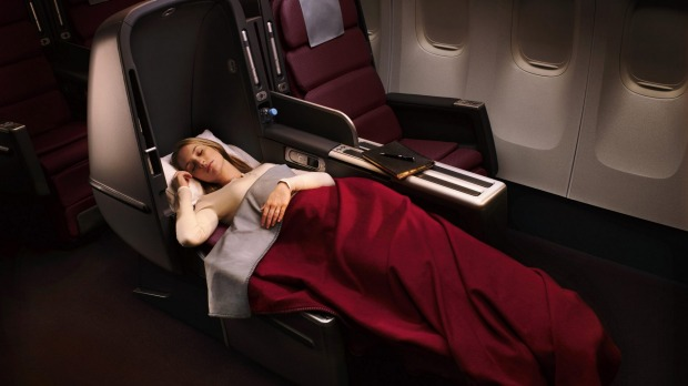 The upgrades are designed for frequent flyers who do not have enough points to book a 'classic award'.