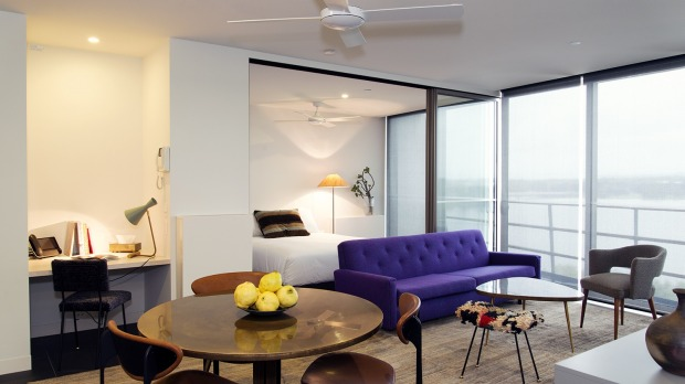 Design Icon Apartments Review Canberra Weekend Away