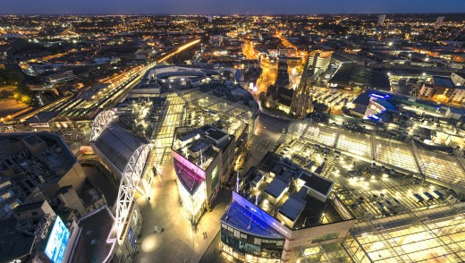 The next cool: Birmingham is Britain's second largest city.