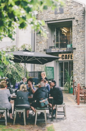 Vudu Cafe and Larder uses premium local and New Zealand produce.