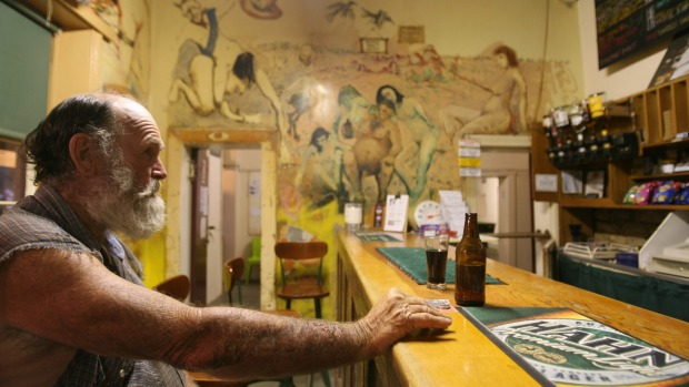 The Family Hotel, Tibooburra, has murals by such notable artists as Clifton Pugh, and Russell Drysdale.