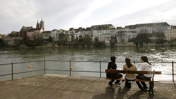 Basel, Switzerland: The country's third-largest city is hard-working, industrial and modest, but it has some of Europe's ...