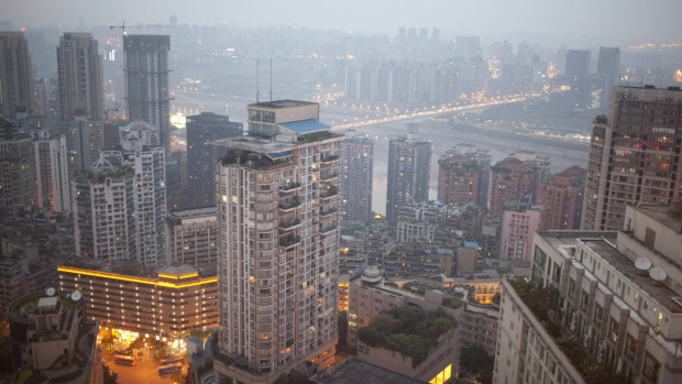 Chongqing, China: Chongqing is an unlovely city of concrete, summer humidity and dense pollution that sometimes prevents ...