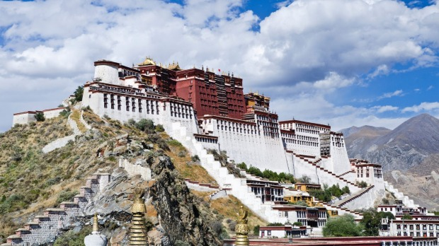 BEST SACRED SITE: POTALA PALACE, TIBET. Few cities are as aptly named as Tibet's capital, Lhasa, perched 3650 metres up ...