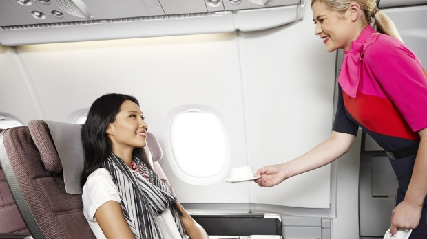 Premium economy is similar to business class in many ways.