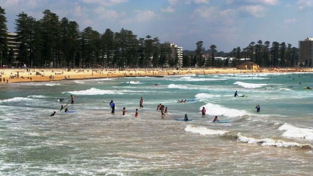 5. Manly Beach, Sydney, NSW.