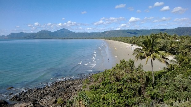 8. Four Mile Beach, Port Douglas, Queensland.