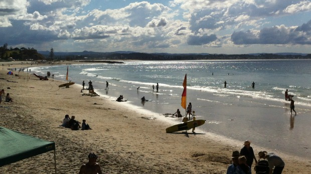 10. Coolangatta Beach, Queensland.