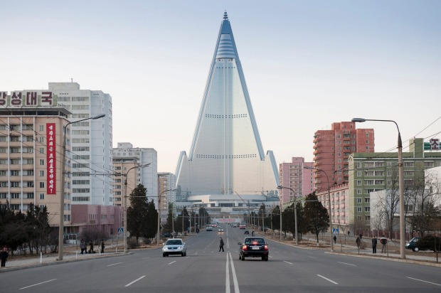 PYONGYANG, NORTH KOREA: Unfortunately I'm yet to visit Kim Jong-Un's seat of power, but what an amazing city it would ...
