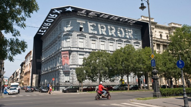 house of terror museum hungary budapest s dark past on display at