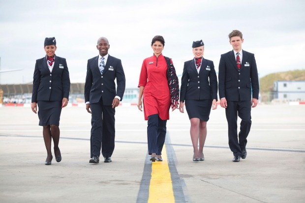 Airline pilot and flight attendant uniforms: The meaning