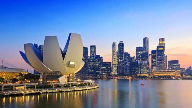 Ten things you didn't know about Singapore