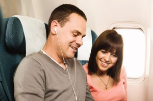 You're unlikely to run out of entertainment options on Air New Zealand's Boeing 767.