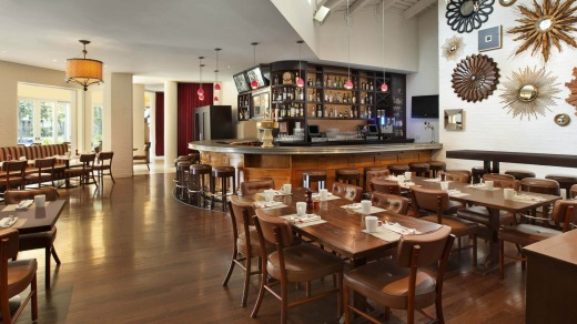 Selections: The Fig Restaurant offers an a la carte breakfast menu instead of the usual buffet.