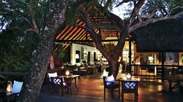 South Africa Londolozi Founders Camp.