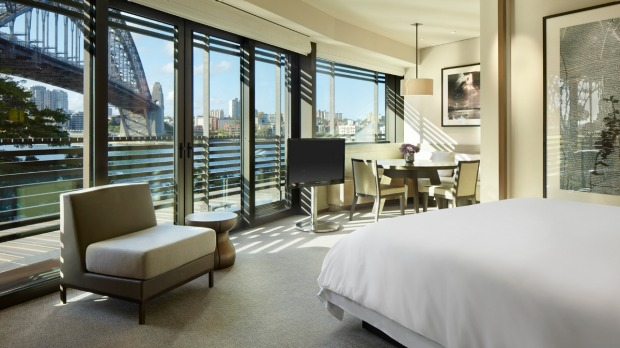 8. Park Hyatt, Sydney, New South Wales.