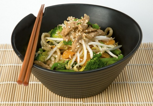 Oodles of noodles: There are so many different noodles dishes to choose from in the Lion City.
