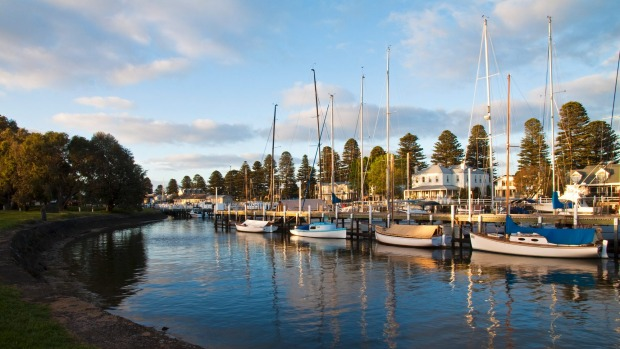 I recently enjoyed a trip to the peaceful little fishing village of Port Fairy on the west coast of Victoria. I believe ...