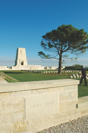Lone Pine, Gallipoli.