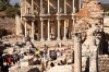Ephesus - the library of Celsius.