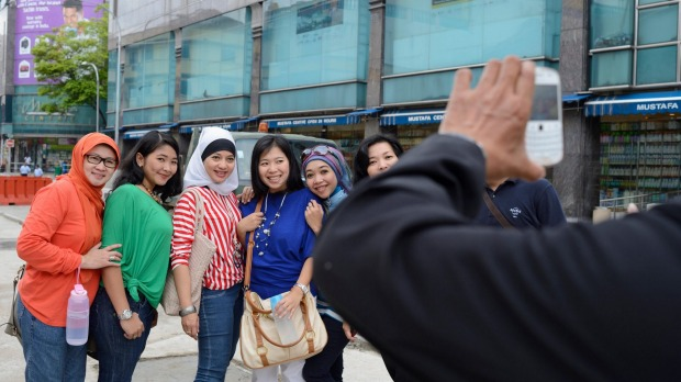 singapore named world 39 s most friendly non islamic
