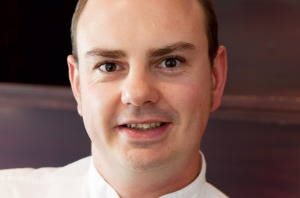 Queenstown chef Ben Batterbury.