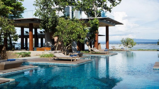 Maya Sanur Resort & Spa, Bali.