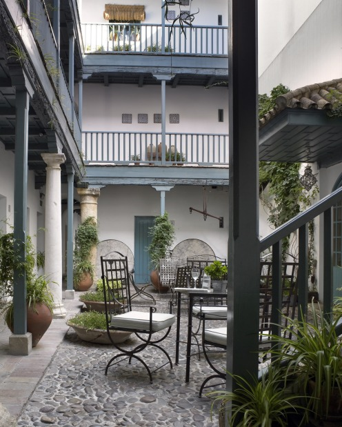 HOSPES LAS CASAS DEL REY DE BAEZA: A little further out of the action than most, the 41-room Hospes property is notable ...