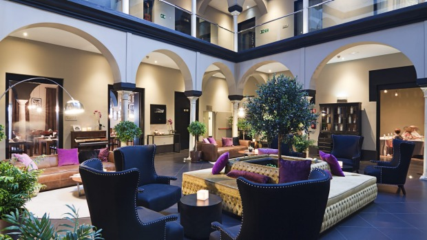 Six of the best seville boutique hotels for Best small hotels of the world