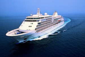 The Silversea Silver Whisper offers a 16-day Panama Canal cruise.